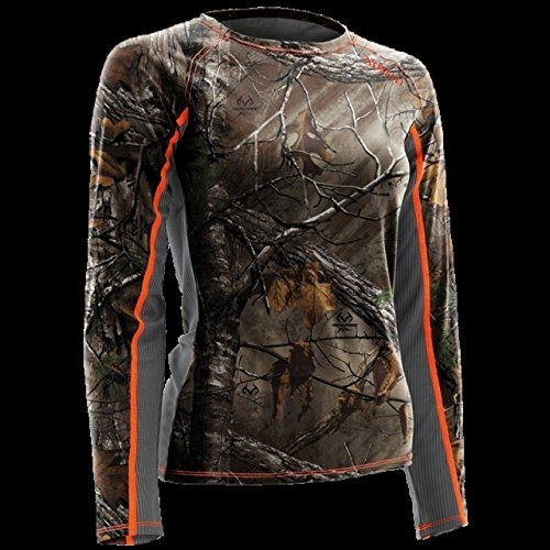 8716982673 Nomad Outdoor Women's Long Sleeve Cooling Tee