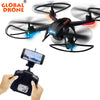 GLOBAL DRONE GW007-2 Headless Mode Remote Control Drone Quadctoper Rc