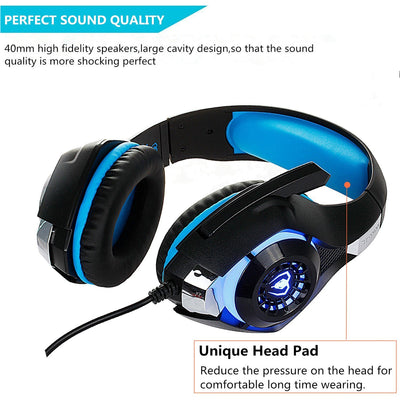 Stereo Gaming Headset for PS4 Xbox One