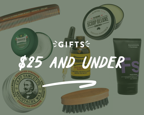 Gifts $25 + Under