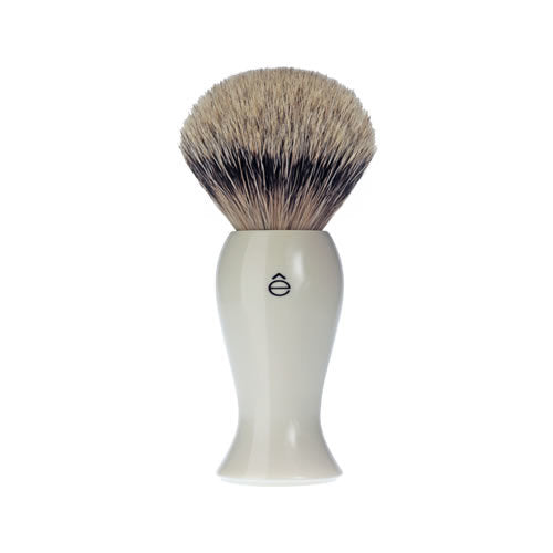 eShave, Finest Badger Shaving Brush Ivory