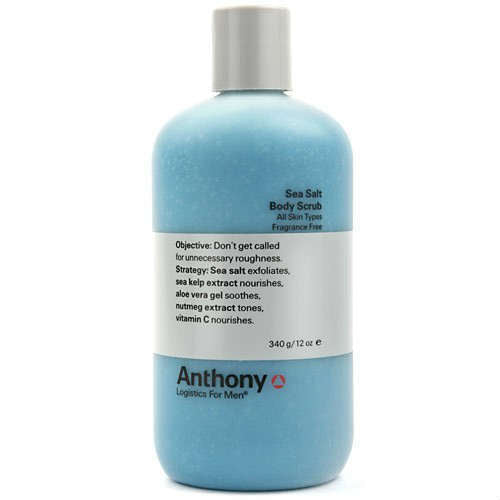 Anthony Logistics, Anthony Blue Sea Kelp Body Scrub 355ml