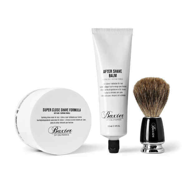 Baxter of California Shave 1-2-3 Kit