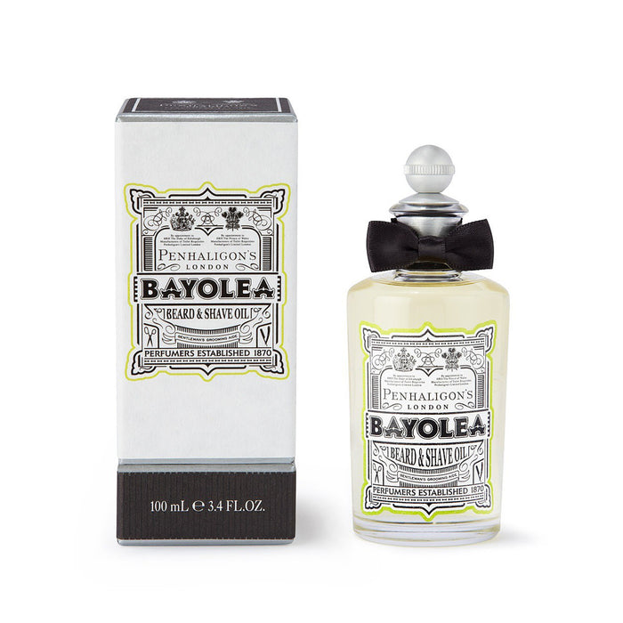 Bayolea Beard and Shave Oil 100ml