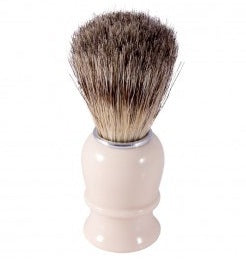 Shaving Brush  21mm White