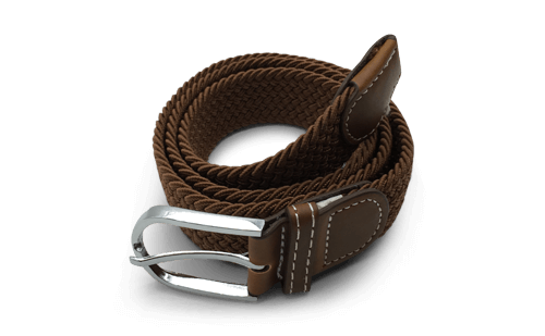 Dapper Vigilante, Dapper Vigilante The Otto Tan Canvas Belt