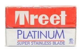 Treet Platinum Super Stainless 100 pack