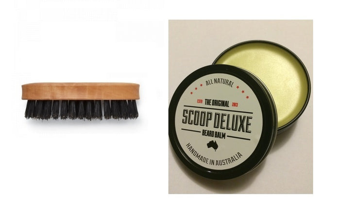 Scoop Deluxe Beard Kit