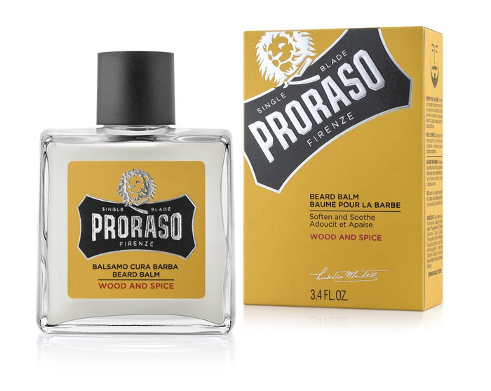 Proraso, Proraso Beard Balm Wood & Spice 100ml