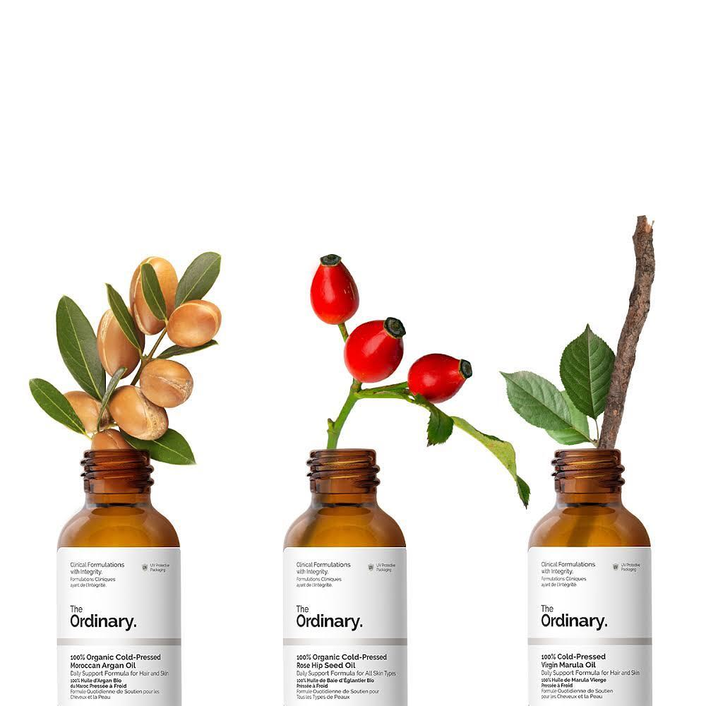 The Ordinary, 100% Organic Cold-Pressed Rose Hip Seed Oil 30ml