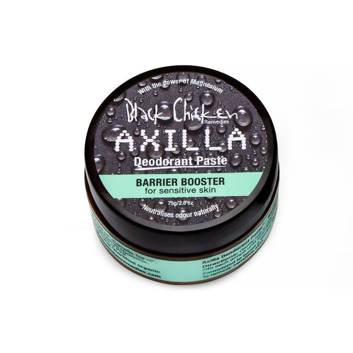 Black Chicken Remedies, Black Chicken Remedies Axilla Deodorant Paste™- Barrier Booster 75g