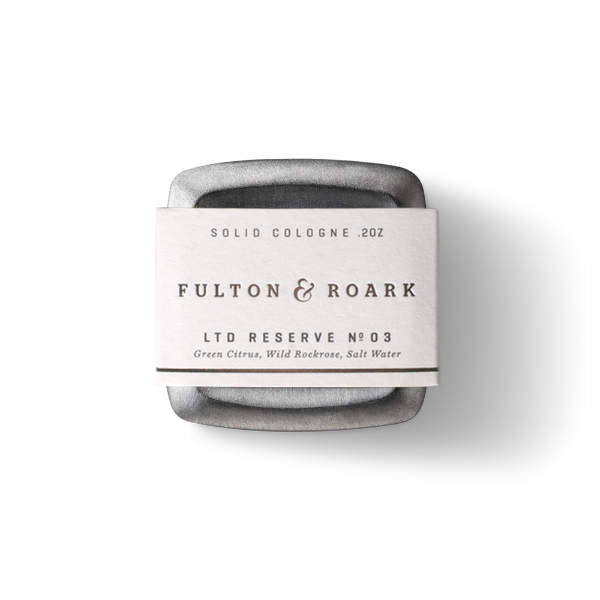 Fulton and Roark, Fulton & Roark Cologne Refill Captiva