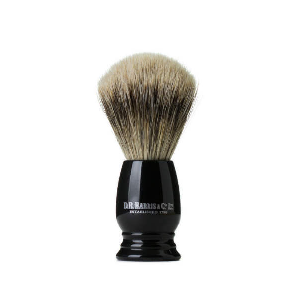 D.R. Harris, D.R. Harris S1 Shaving Brush - 19mm Ebony