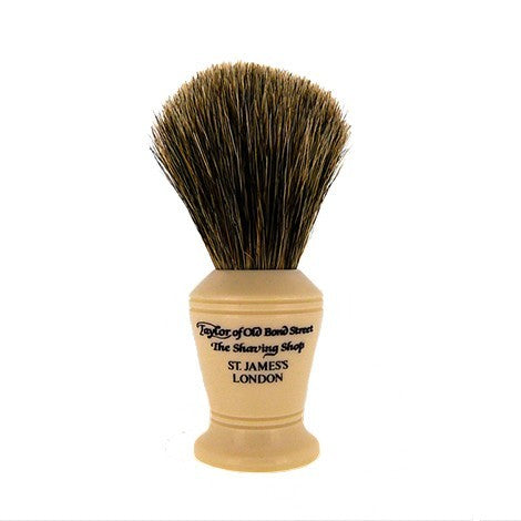 Taylor of Old Bond Street, Pure Badger Shaving Brush P374
