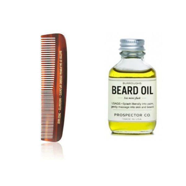 Burroughs Beard Kit