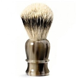 Shaving Brush 23MM Blond Horn
