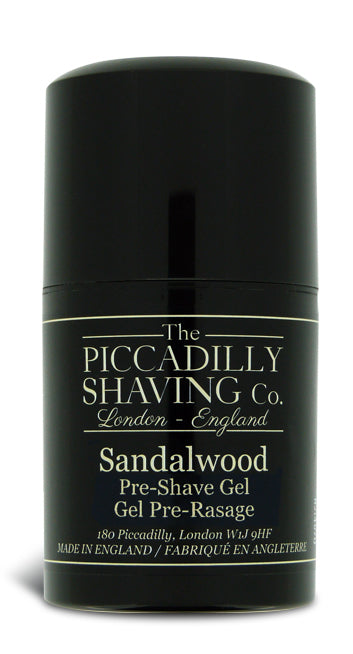 Sandalwood Pre-Shave Gel 50ml