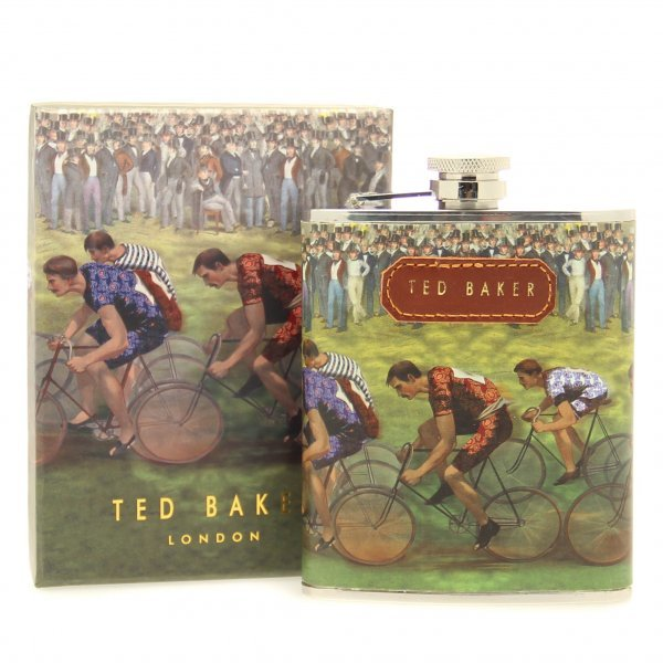 Ted Baker, Bike Hip Flask