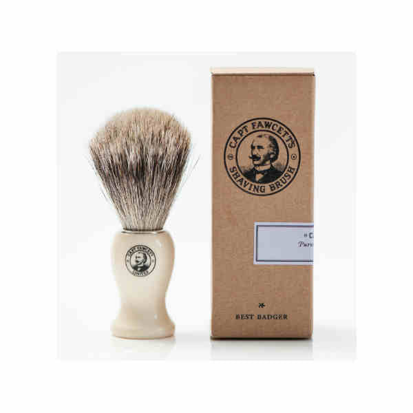 Captain Fawcetts, Captain Fawcett's Best Badger Shaving Brush