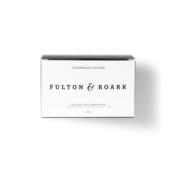 Fulton and Roark, Aftershave Cloths 30pk