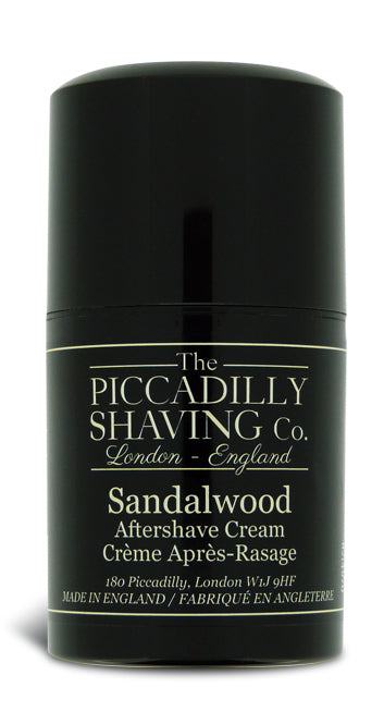 Sandalwood Aftershave Cream 50ml