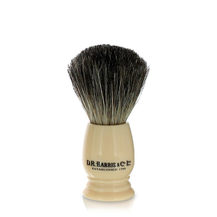 D.R. Harris, D.R. Harris S1 Shaving Brush -19mm Ivory