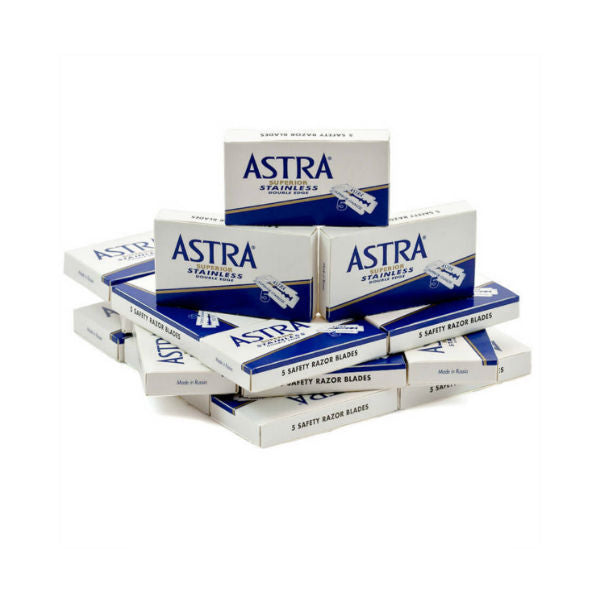 Astra Superior Stainless Double Edge (100)