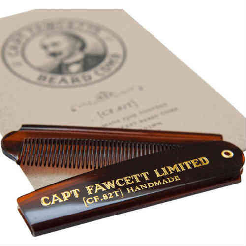 Captain Fawcetts, Folding Pocket Beard Comb