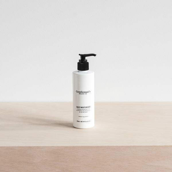 Gentlemans Brand Co, Daily Moisturiser 250ml
