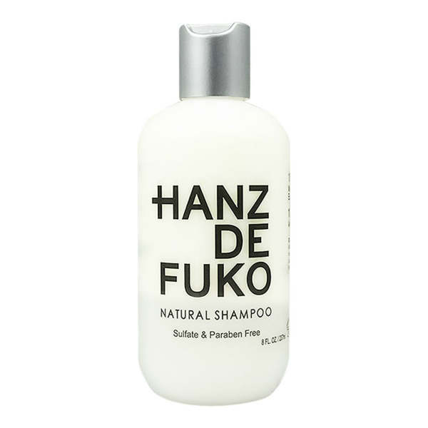 Hanz De Fuko, Natural Shampoo 237ml