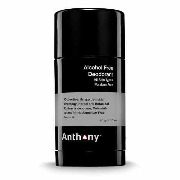 Anthony Logistics, Anthony Alcohol Free Deodorant 70g