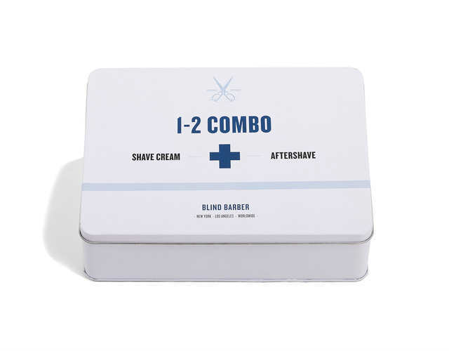 1-2 Shave Combo Set