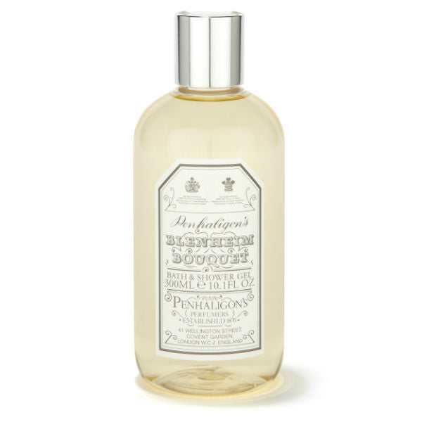 Penhaligons, Blenheim Bouquet Bath and Shower Gel 300ml