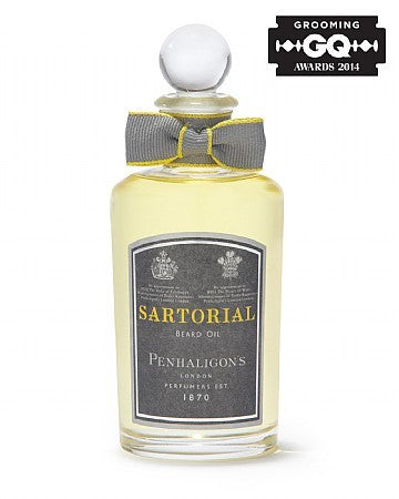 Sartorial Beard Oil 100ml