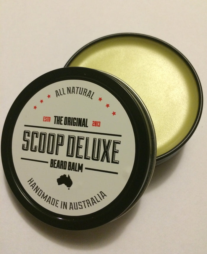 Scoop Deluxe Beard Balm Original