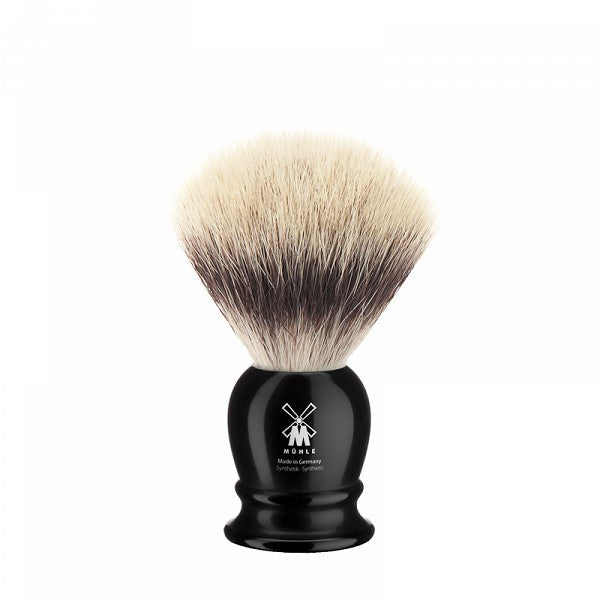 39K256 Shaving Brush Synthetic - Black Short