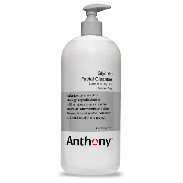 Anthony Logistics, Anthony Glycolic Facial Cleanser 237ml