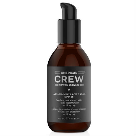 American Crew, All-in-One Face Balm SPF 15