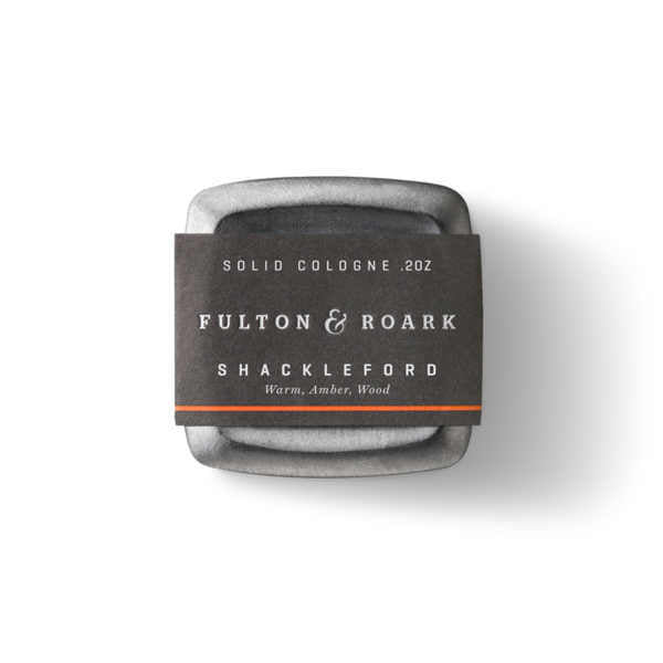 Fulton & Roark Solid Cologne Shackleford