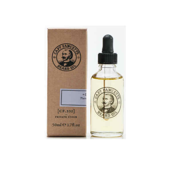 Captain Fawcetts, Beard Oil 50ml