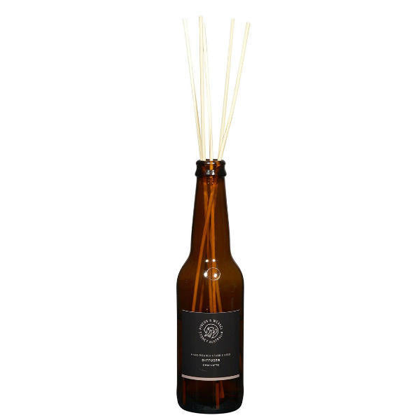 Pigeon and Weasel, Chai Latte Reed Diffuser 200ml