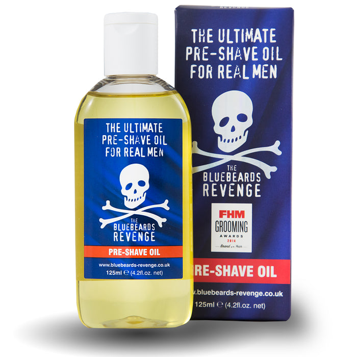 The Bluebeard's Revenge Pre Shave Oil 125ml