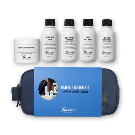 Baxter of California, Baxter Travel Starter Kit