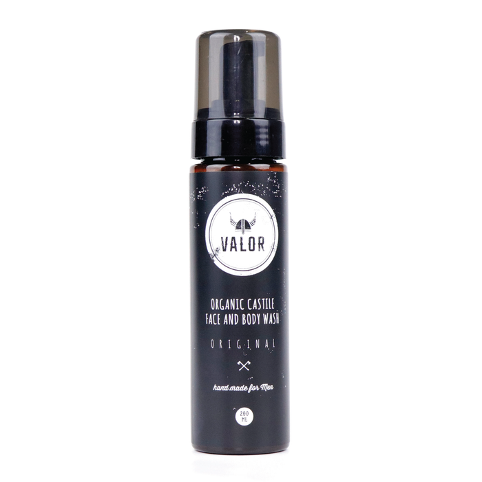 Valor Face and Body Wash 200ml