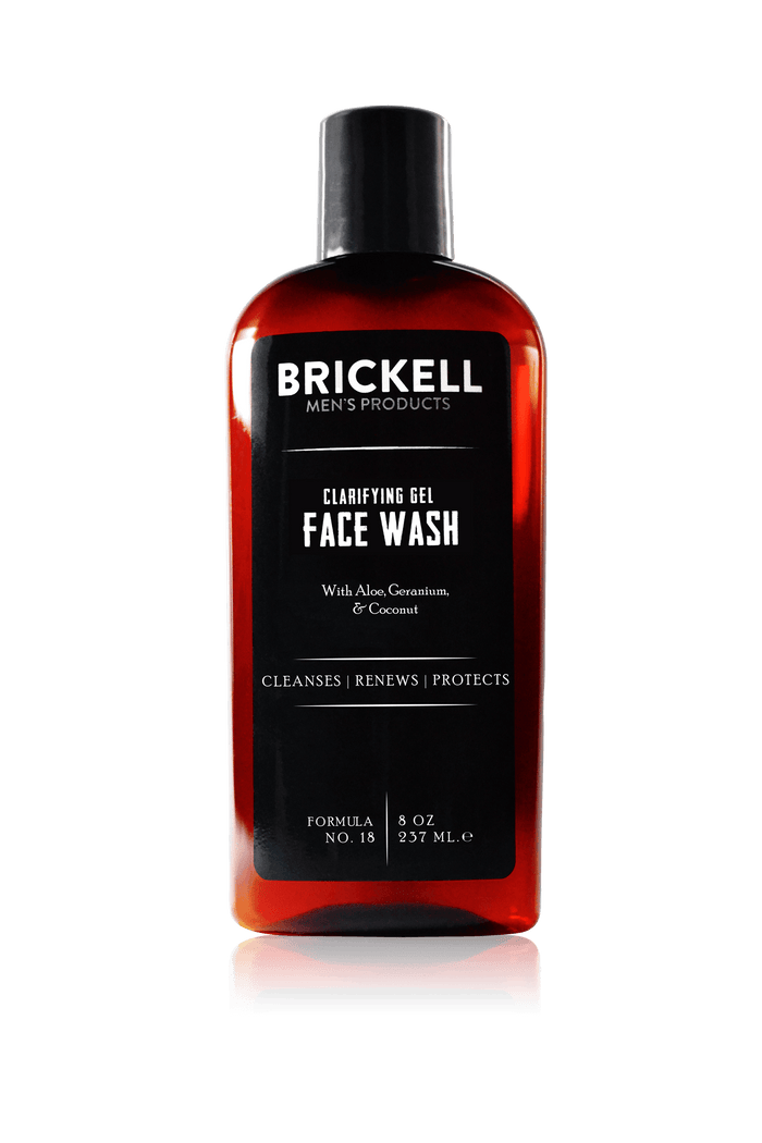 Brickell, Brickell Clarifying Gel Face Wash 237ml