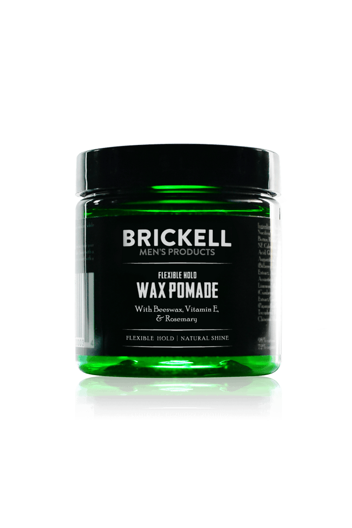 Brickell, Brickell Flexible Hold Wax Pomade 59ml