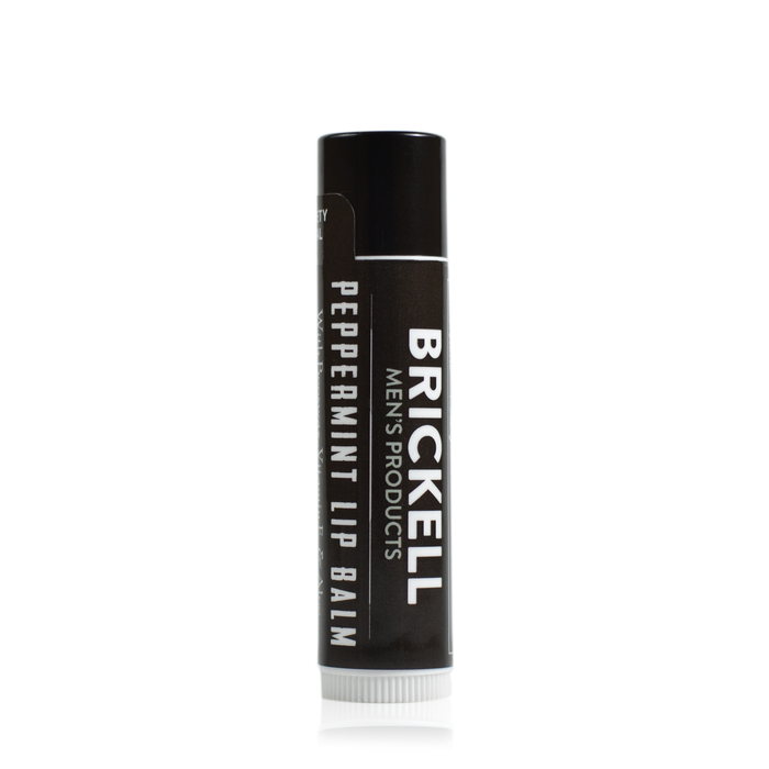 Brickell, Brickell Men's No Shine Lip Balm