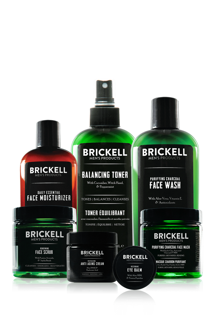 Brickell, Brickell Men's Daily Elite Face Care Routine II