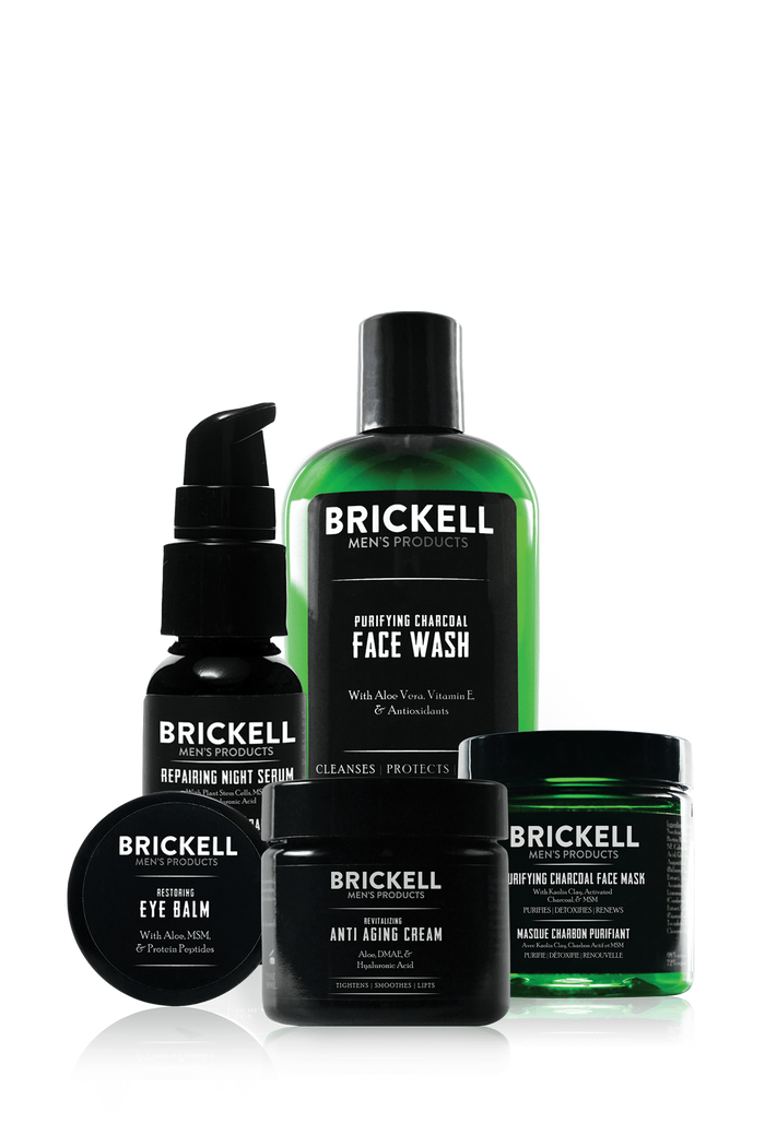 Brickell, Brickell Men's Evening Face Care Routine II