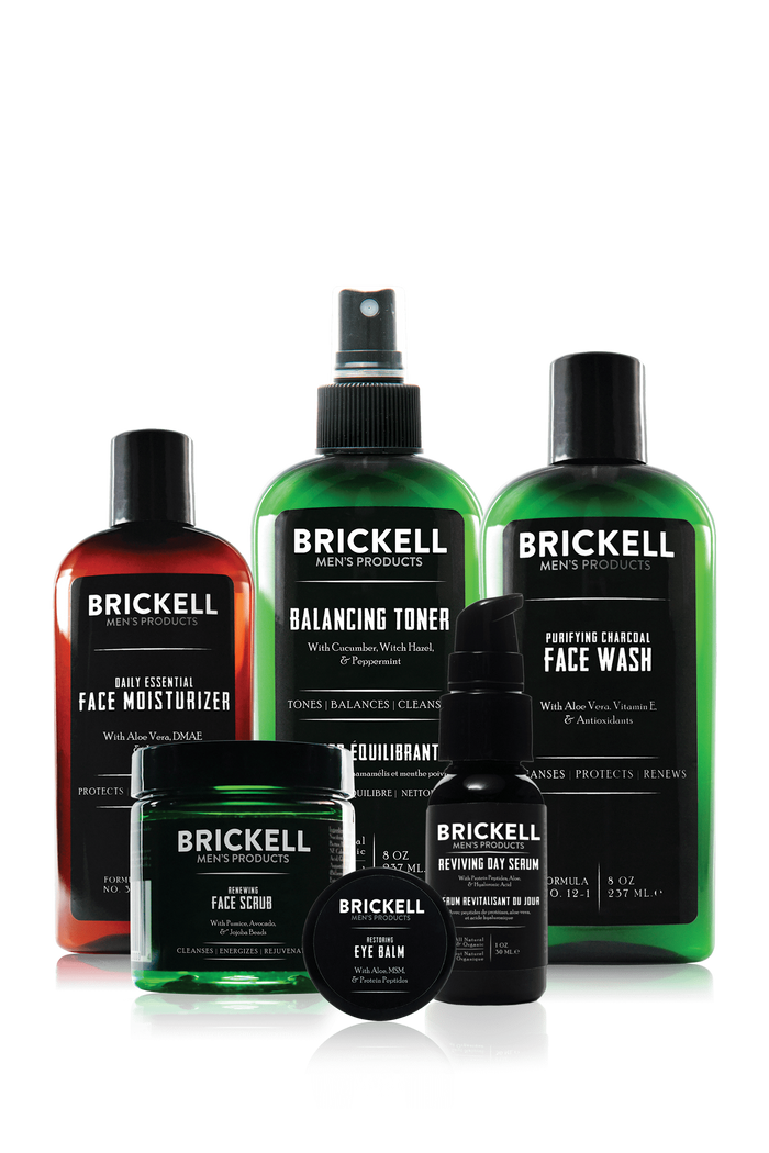 Brickell, Brickell Men's Morning Face Care Routine II